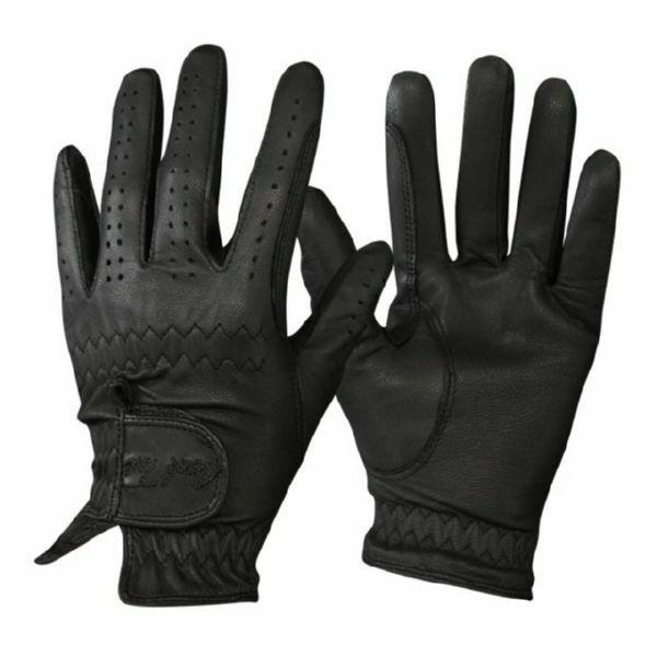 Harry Hall Lockton Everyday Riding Glove Large Yellow Gloves