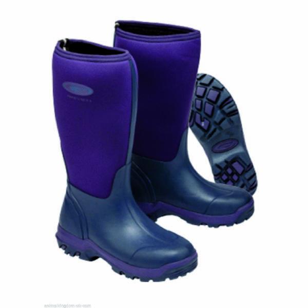 Grubs Frostline 5.0 Wellington Boots in Moss Green